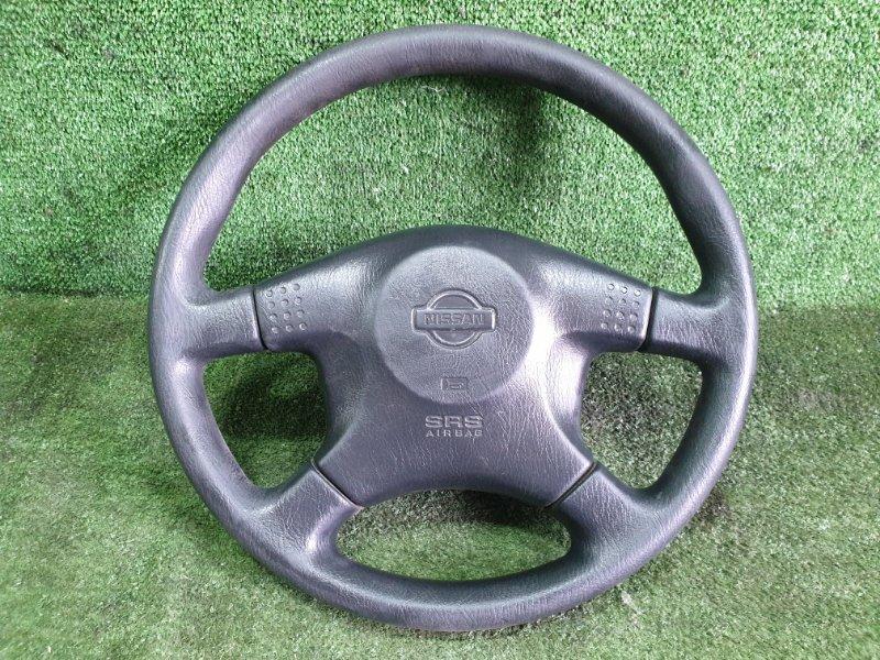 Руль с airbag Nissan Terrano Regulus JRR50 QD32ETI (б/у)
