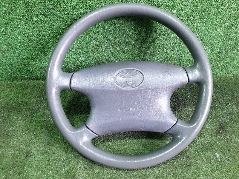 Руль с airbag Toyota Nadia SXN10 3SFE 2000 (б/у)