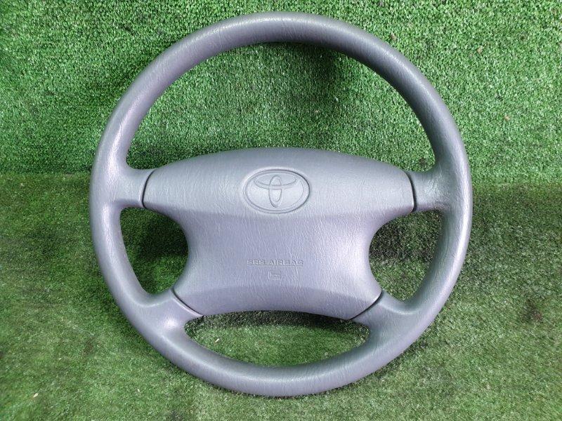 Руль с airbag Toyota Nadia SXN10 3SFE 1998 (б/у)