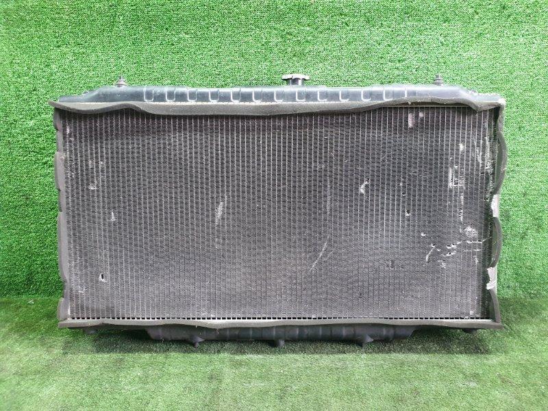 Радиатор основной Nissan Safari WYY61 RD28T (б/у)