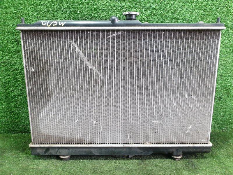 Радиатор основной Mitsubishi Airtrek CU5W 4G69 (б/у)