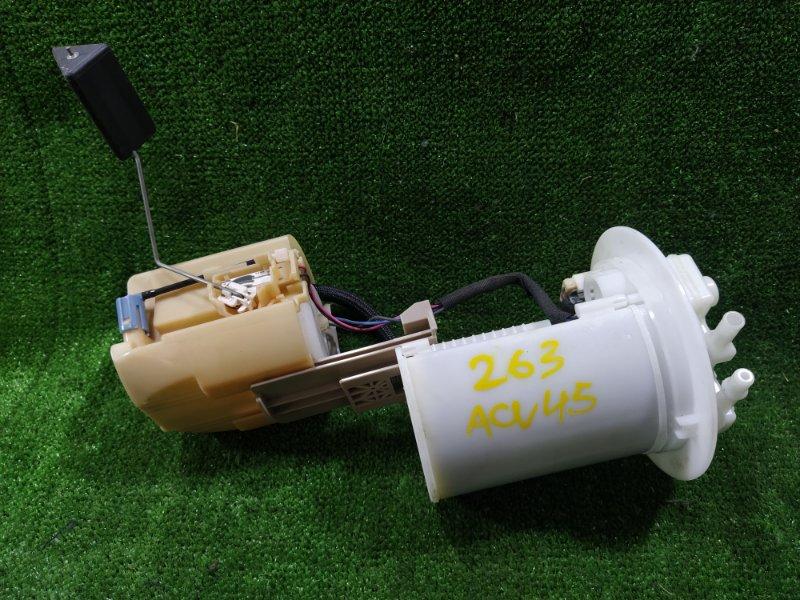 Топливный насос Toyota Camry ACV45 2AZFE 2006 (б/у)