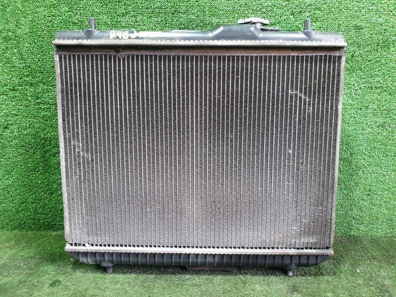 Радиатор основной Toyota Cami J100E HCEJ 1999 (б/у)