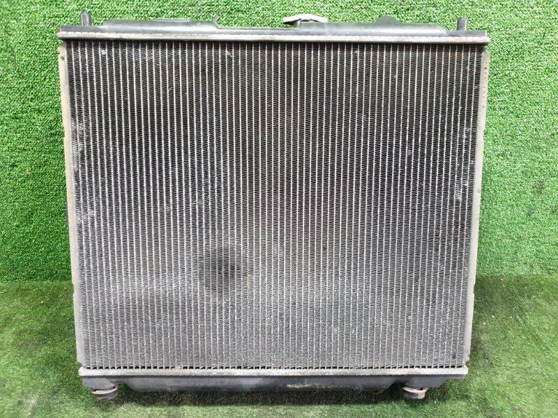 Радиатор основной Mitsubishi Pajero V26WG 4M40TE 1997 (б/у)