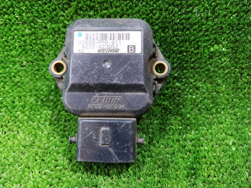 Блок дроссельной заслонки Honda Cr-V RD7 K24A (б/у)