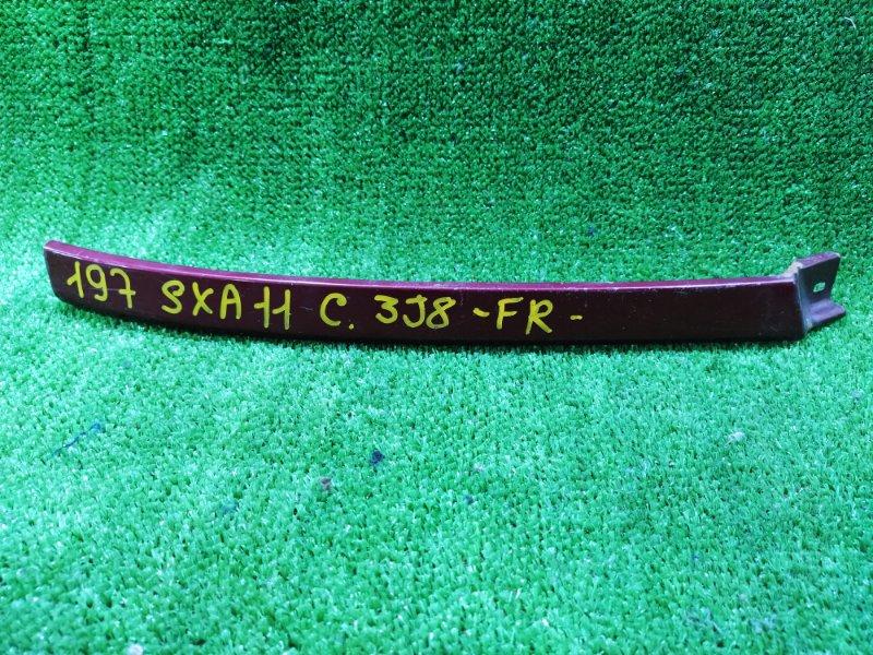Планка под фары Toyota Rav4 SXA11 3SFE 1995 передняя правая (б/у)