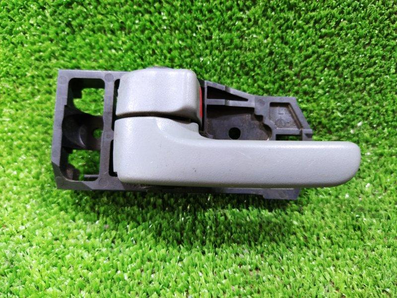 Ручка двери внутренняя Toyota Nadia SXN10 3SFE 2000 передняя левая (б/у)