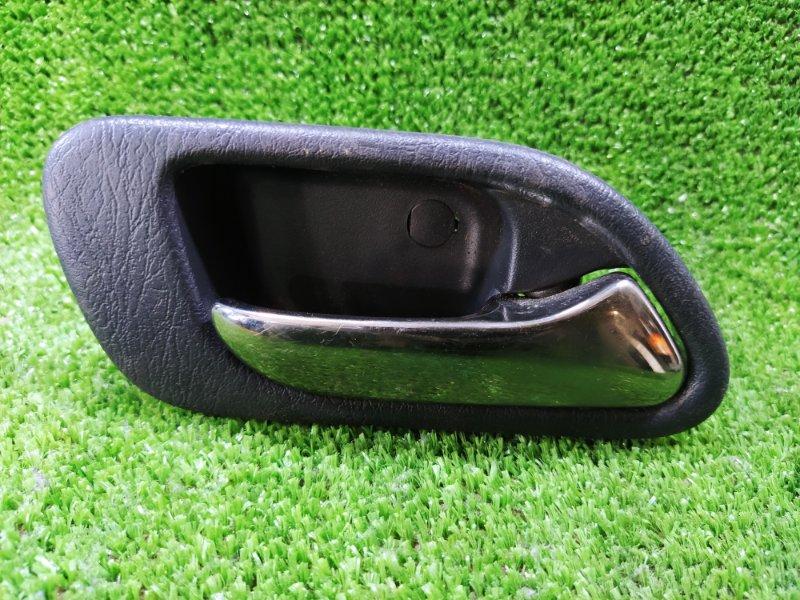 Ручка двери внутренняя Honda Mdx YD1 J35A 2003 задняя правая (б/у)