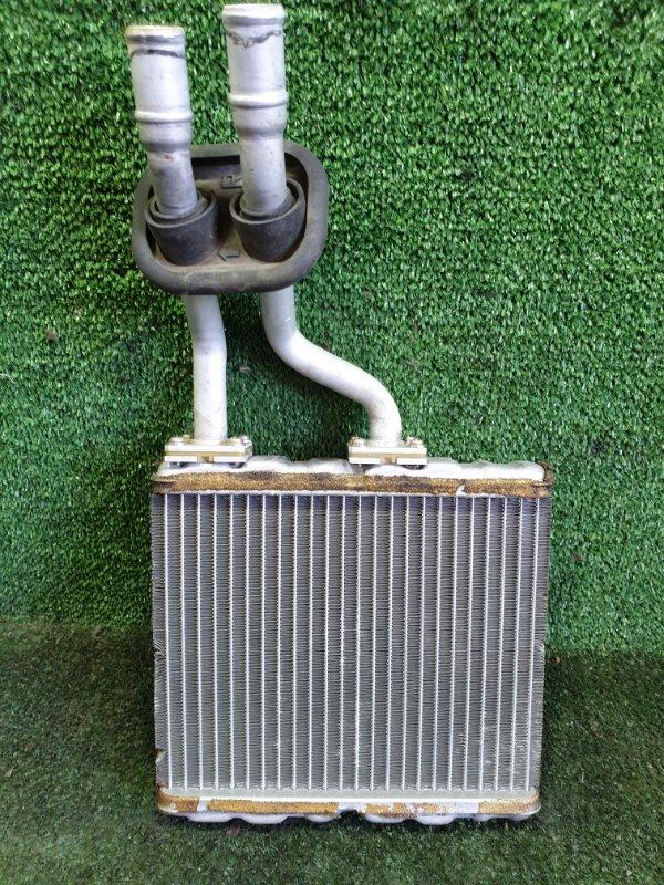 Радиатор печки Nissan Terrano Regulus JTR50 ZD30DDTI 2001 (б/у)