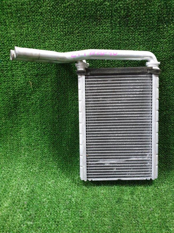 Радиатор печки Toyota Aqua NHP10 1NZFXE 2012 (б/у)