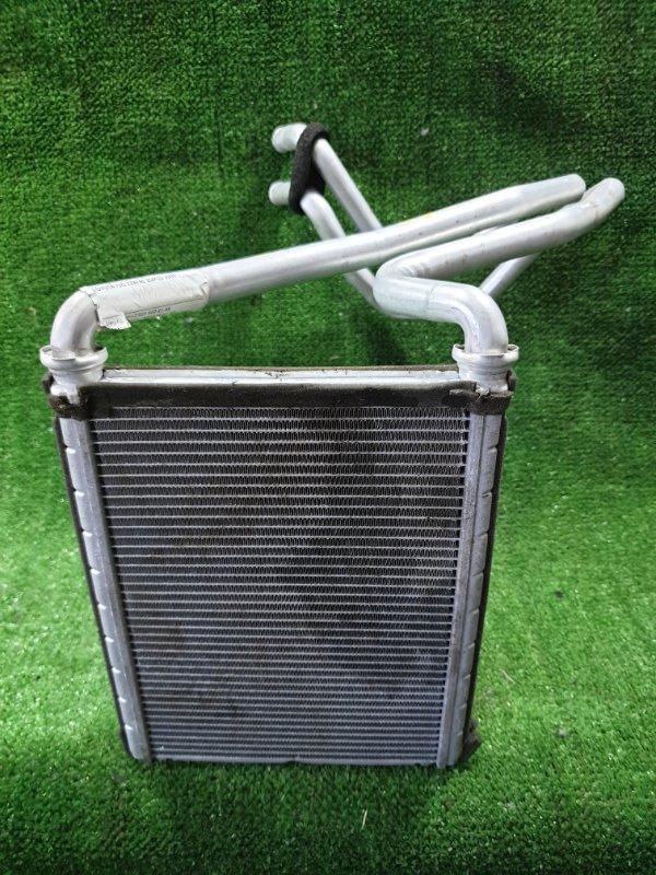 Радиатор печки Toyota Isis ZGM10 2ZRFAE 2009 (б/у)