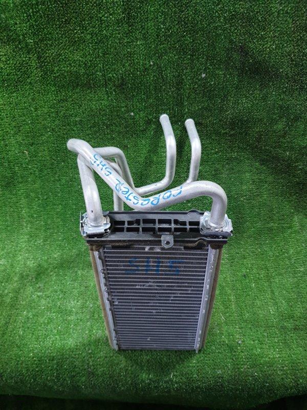 Радиатор печки Subaru Forester SH5 EJ20 (б/у)