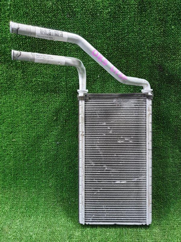 Радиатор печки Mazda Mpv LY3P L3VE 2006 (б/у)