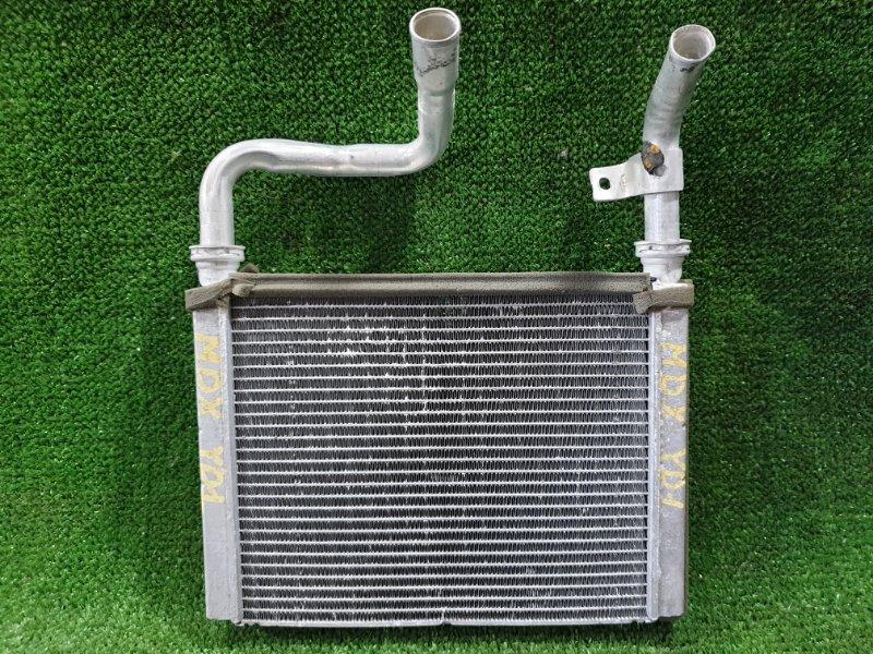 Радиатор печки Honda Mdx YD1 J35A 2003 (б/у)