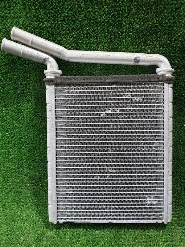 Радиатор печки Toyota Wish ZGE25 2ZRFAE 2009 (б/у)