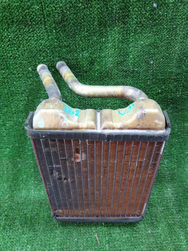 Радиатор печки Mitsubishi Pajero V21W 4G64 1998 (б/у)