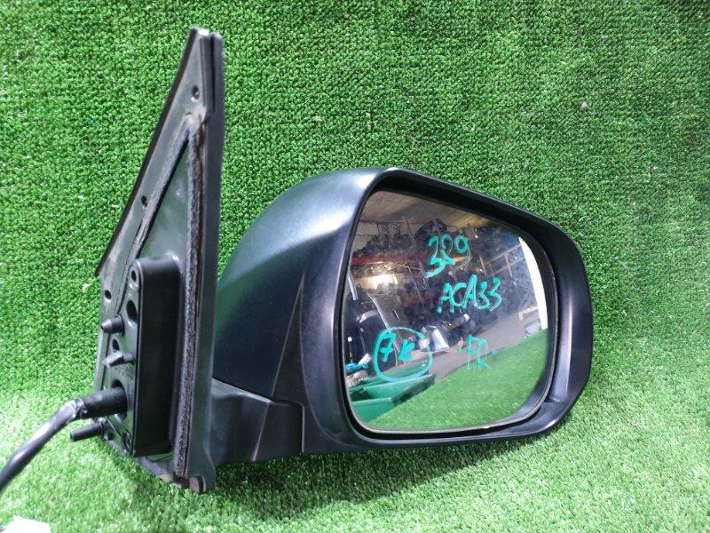 Зеркало Toyota Vanguard ACA33 2AZFE 2007 переднее правое (б/у)