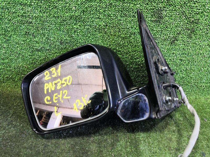 Зеркало Nissan Murano PNZ50 VQ35DE 2005 переднее левое (б/у)