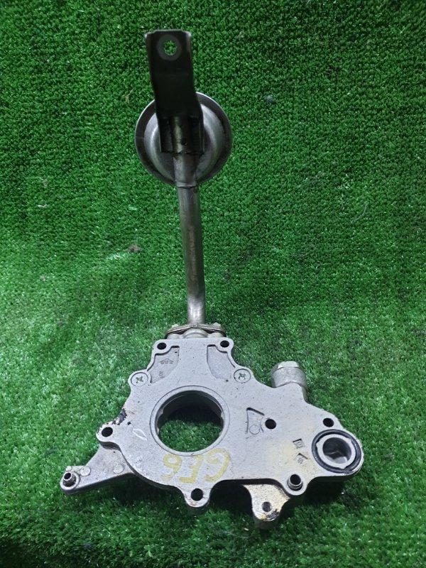 Масляный насос Honda Fit GE6 L13A (б/у)