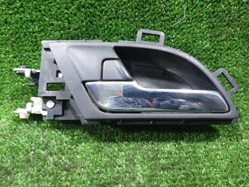 Ручка двери внутренняя Honda Cr-V RE4 K24A 2006 передняя левая (б/у)