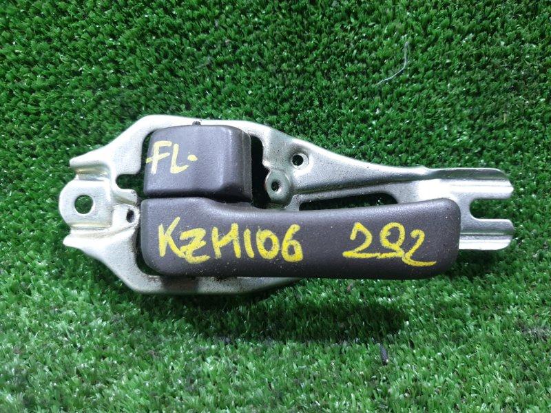 Ручка двери внутренняя Toyota Hiace KZH106W 1KZTE 1996 передняя левая (б/у)