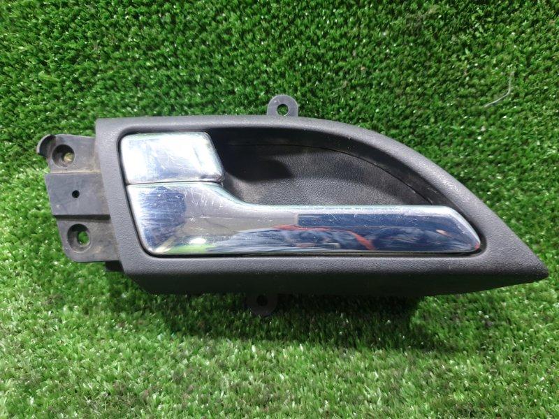 Ручка двери внутренняя Nissan Fuga Y50 VQ35DE передняя левая (б/у)