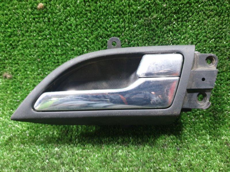 Ручка двери внутренняя Nissan Fuga Y50 VQ35DE задняя правая (б/у)