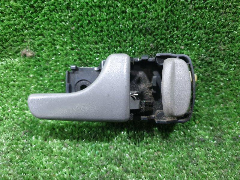 Ручка двери внутренняя Nissan Mistral R20 TD27T 1995 передняя правая (б/у)