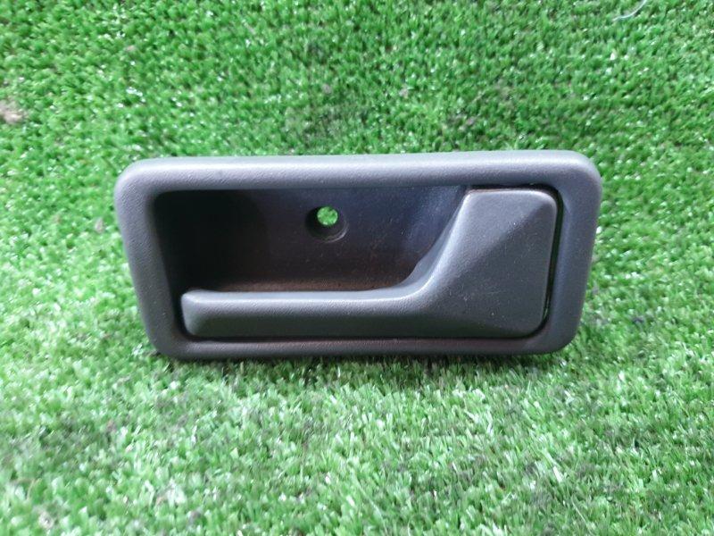 Ручка двери внутренняя Mazda Mpv LVLR WLT 1996 задняя правая (б/у)