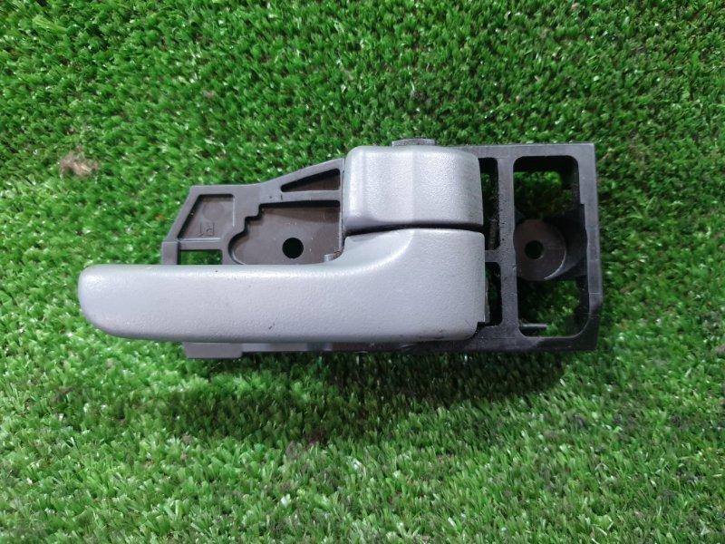 Ручка двери внутренняя Toyota Nadia SXN10 3SFE 2000 передняя правая (б/у)