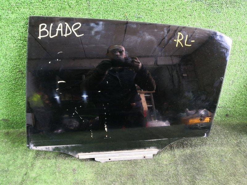 Стекло Toyota Blade AZE154 2AZ заднее левое (б/у)