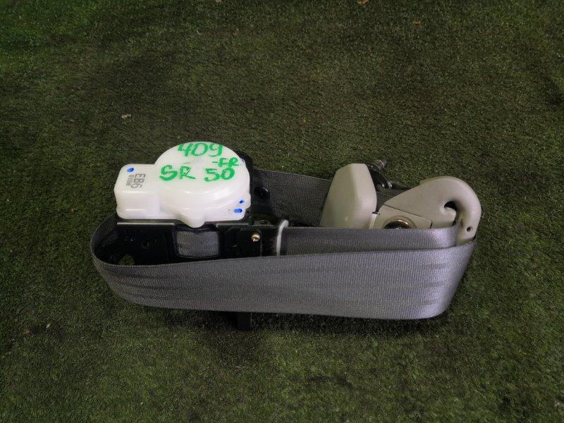 Ремень безопасности Toyota Noah SR50 3SFE 2000 передний правый (б/у)
