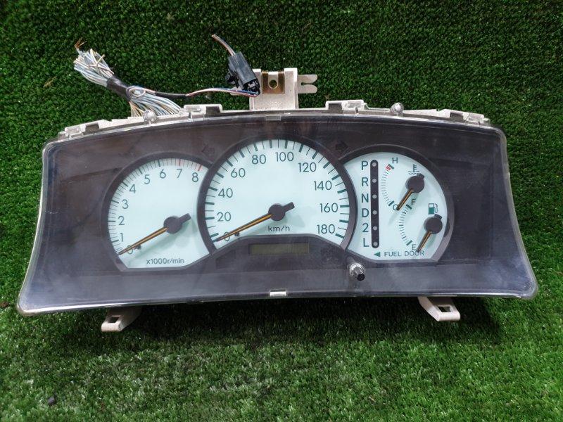 Спидометр Toyota Corolla Spacio ZZE124 1ZZFE 2002 (б/у)