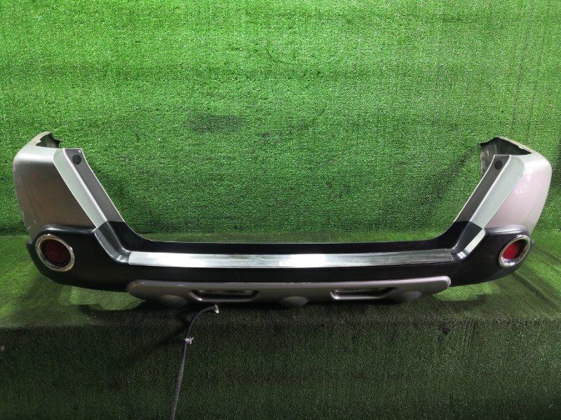 Бампер Nissan X-Trail TNT31 QR25DE 2008 задний (б/у)