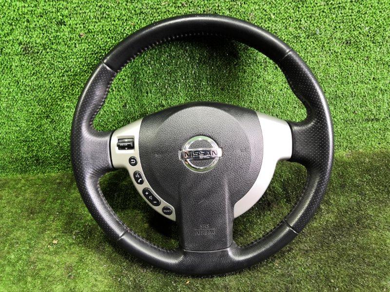 Руль с airbag Nissan X-Trail TNT31 QR25DE 2008 (б/у)