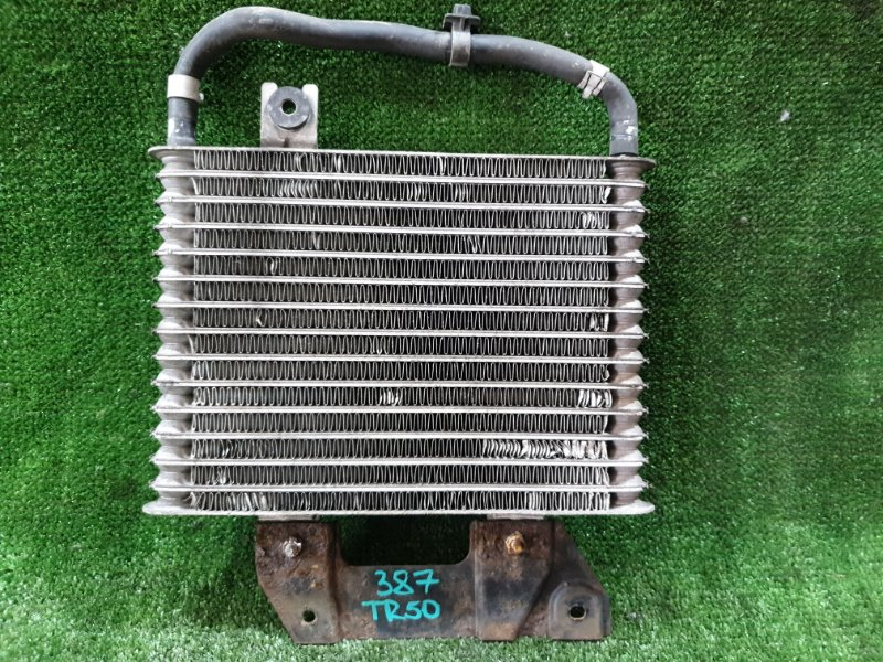 Радиатор акпп Nissan Terrano TR50 ZD30DDTI 2001 (б/у)