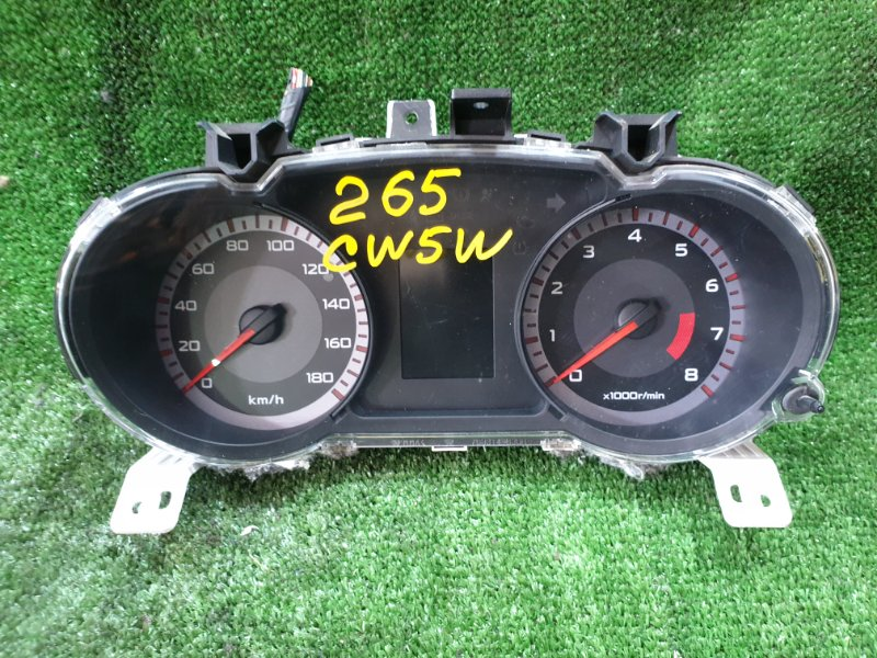 Спидометр Mitsubishi Outlander CW5W 4B12 2005 (б/у)