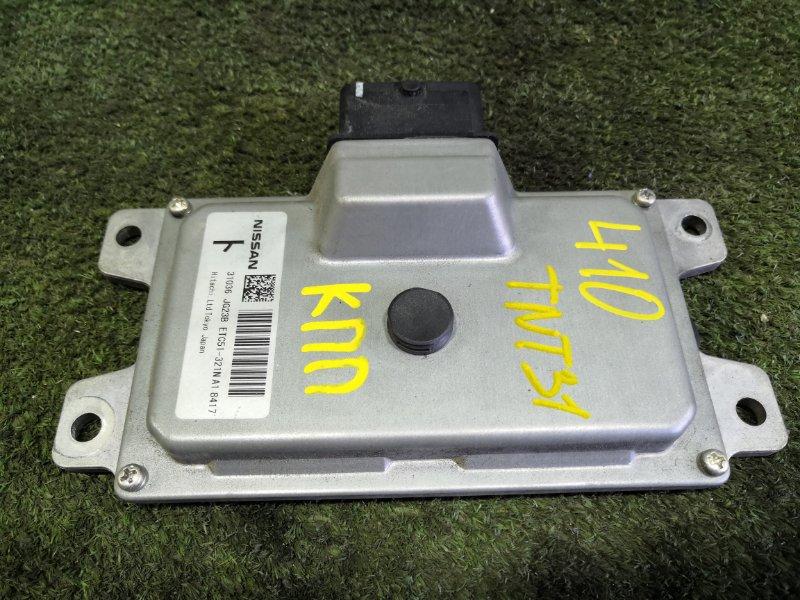 Блок управления акпп Nissan X-Trail TNT31 QR25DE 2008 (б/у)