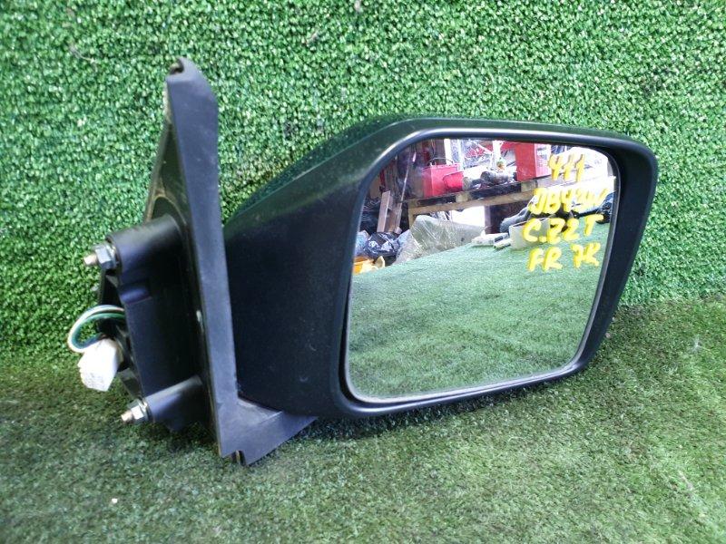 Зеркало Suzuki Jimny Wide JB43W M13A 2003 переднее правое (б/у)