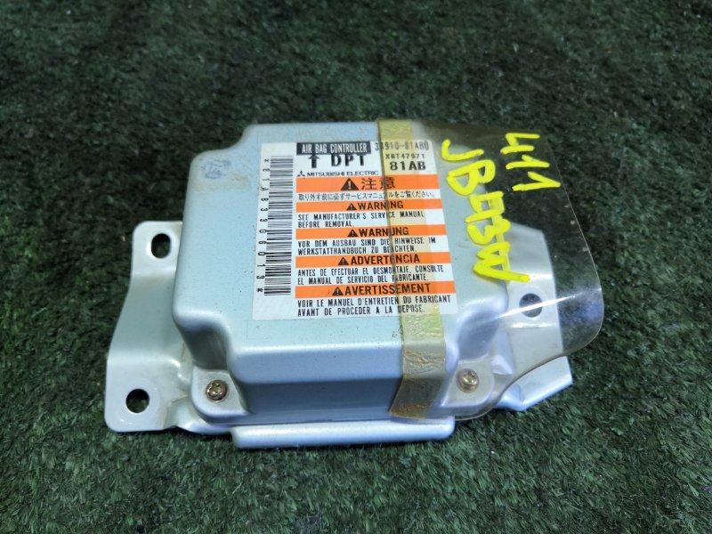 Блок управления airbag Suzuki Jimny Wide JB43W M13A 2003 (б/у)
