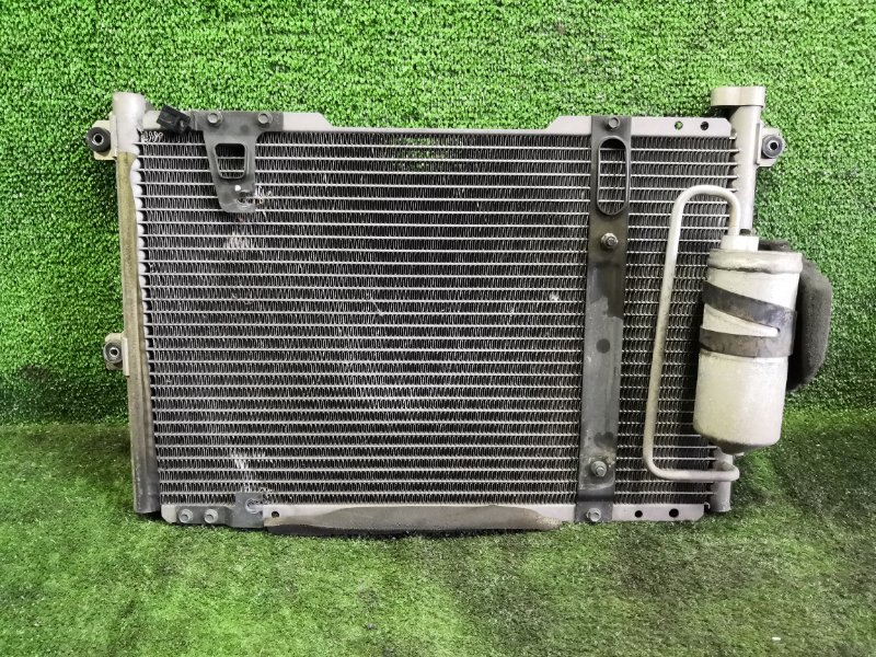 Радиатор кондиционера Suzuki Jimny Wide JB43W M13A 2003 (б/у)