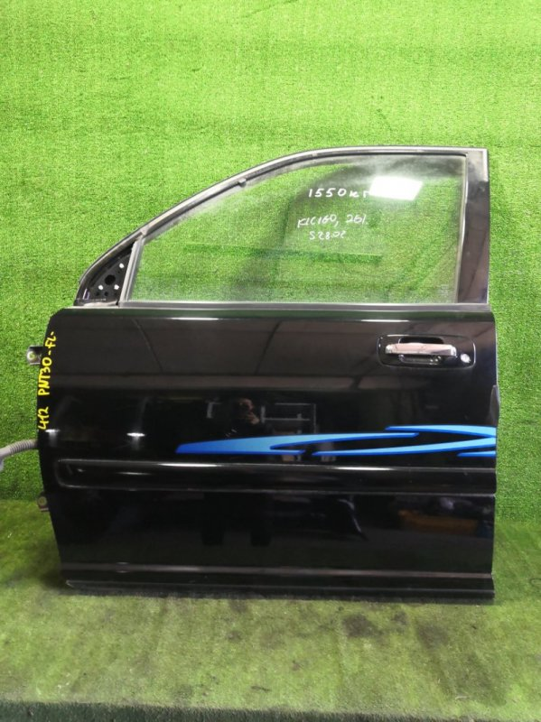Дверь Nissan X-Trail PNT30 SR20VET 2003 передняя левая (б/у)