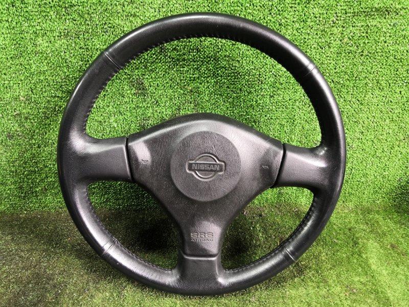 Руль с airbag Nissan X-Trail PNT30 SR20VET 2003 (б/у)