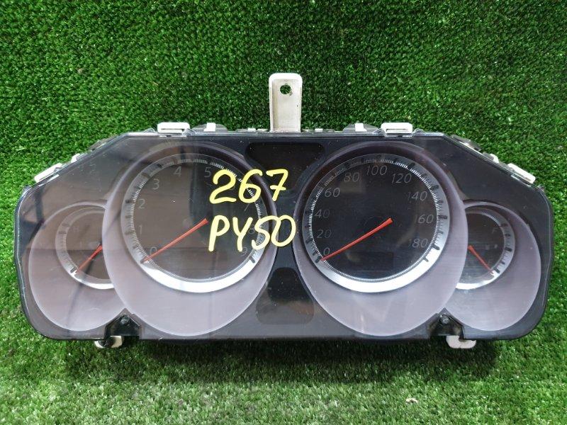 Спидометр Nissan Fuga PY50 VQ35HR 2008 (б/у)