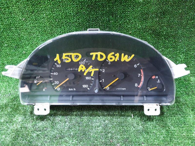 Спидометр Suzuki Escudo TD61W H25A 1997 (б/у)