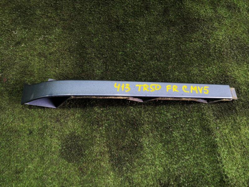 Планка под фары Nissan Terrano TR50 ZD30DDTI 1999 передняя правая (б/у)