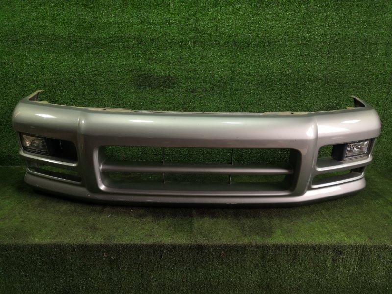 Бампер Nissan Terrano TR50 ZD30DDTI 1999 передний (б/у)