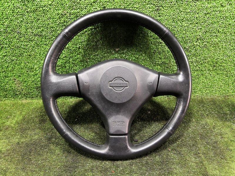Руль с airbag Nissan Terrano TR50 ZD30DDTI 1999 (б/у)