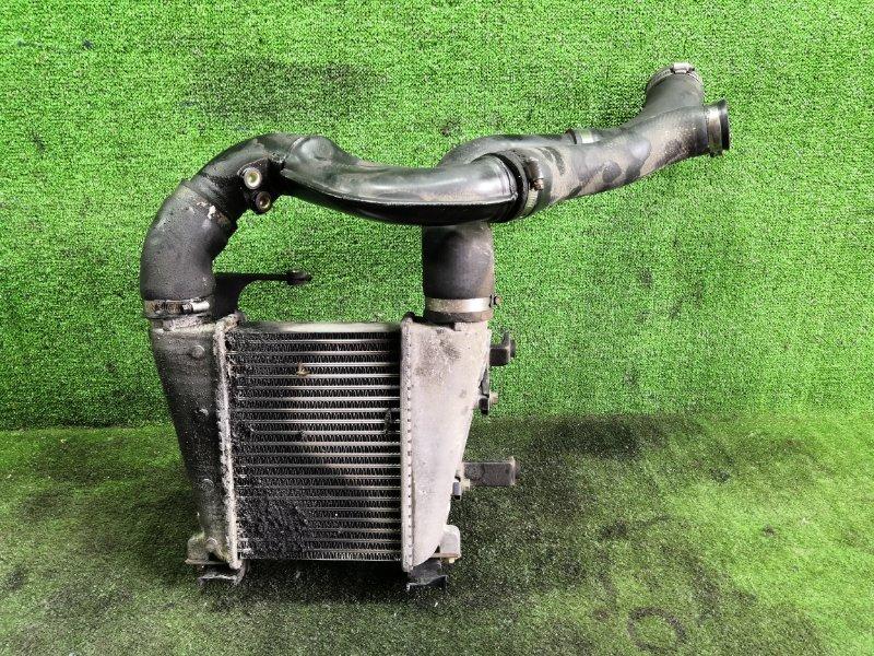 Радиатор интеркулера Nissan Terrano TR50 ZD30DDTI 1999 (б/у)