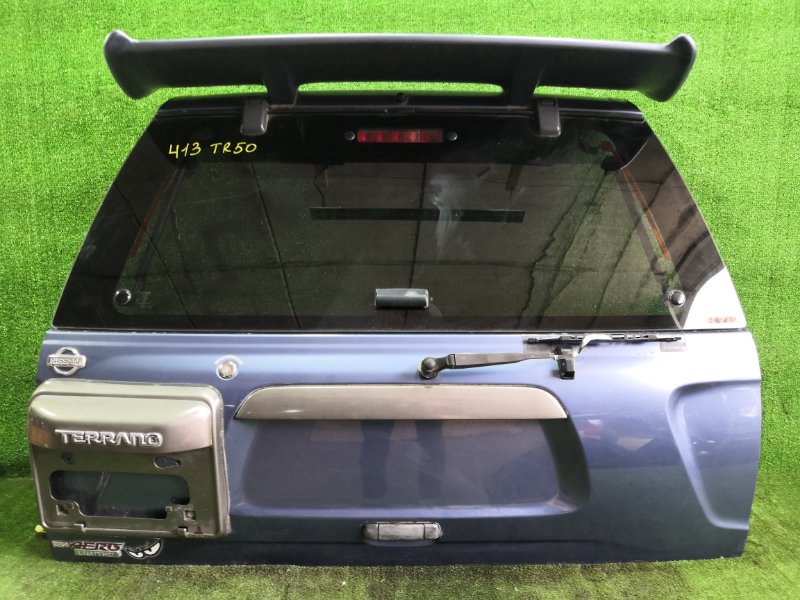 Дверь 5-я Nissan Terrano TR50 ZD30DDTI 1999 (б/у)